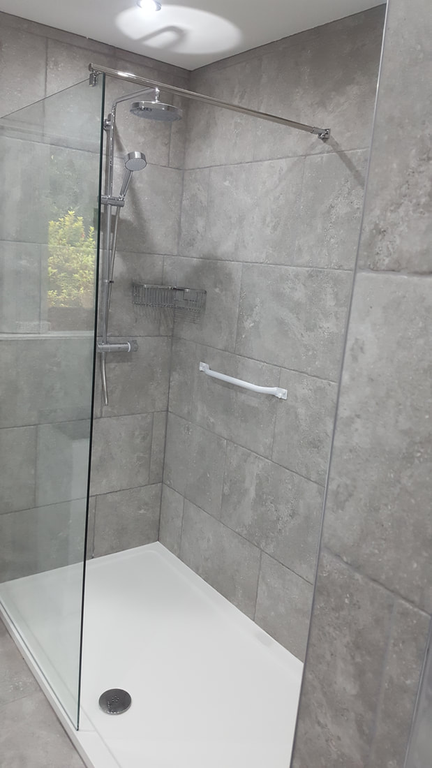 disability shower