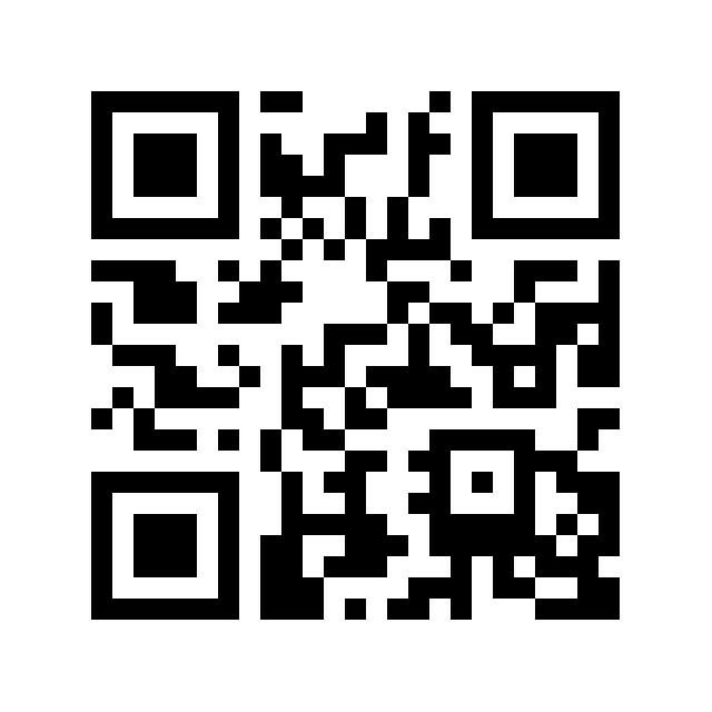 QR review code